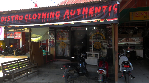 Distro Clothing Authentic Krui Lampung South Sumatra