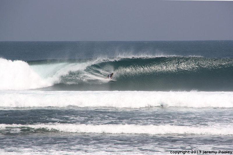Way Jambu surf break South Sumatra