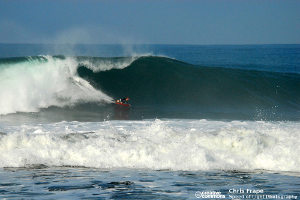 Mandiri Beach break Sumatra