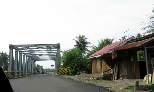 Bridge at Tanjung Setia