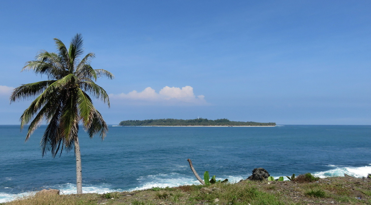 Pulau Pisang South Sumatra
